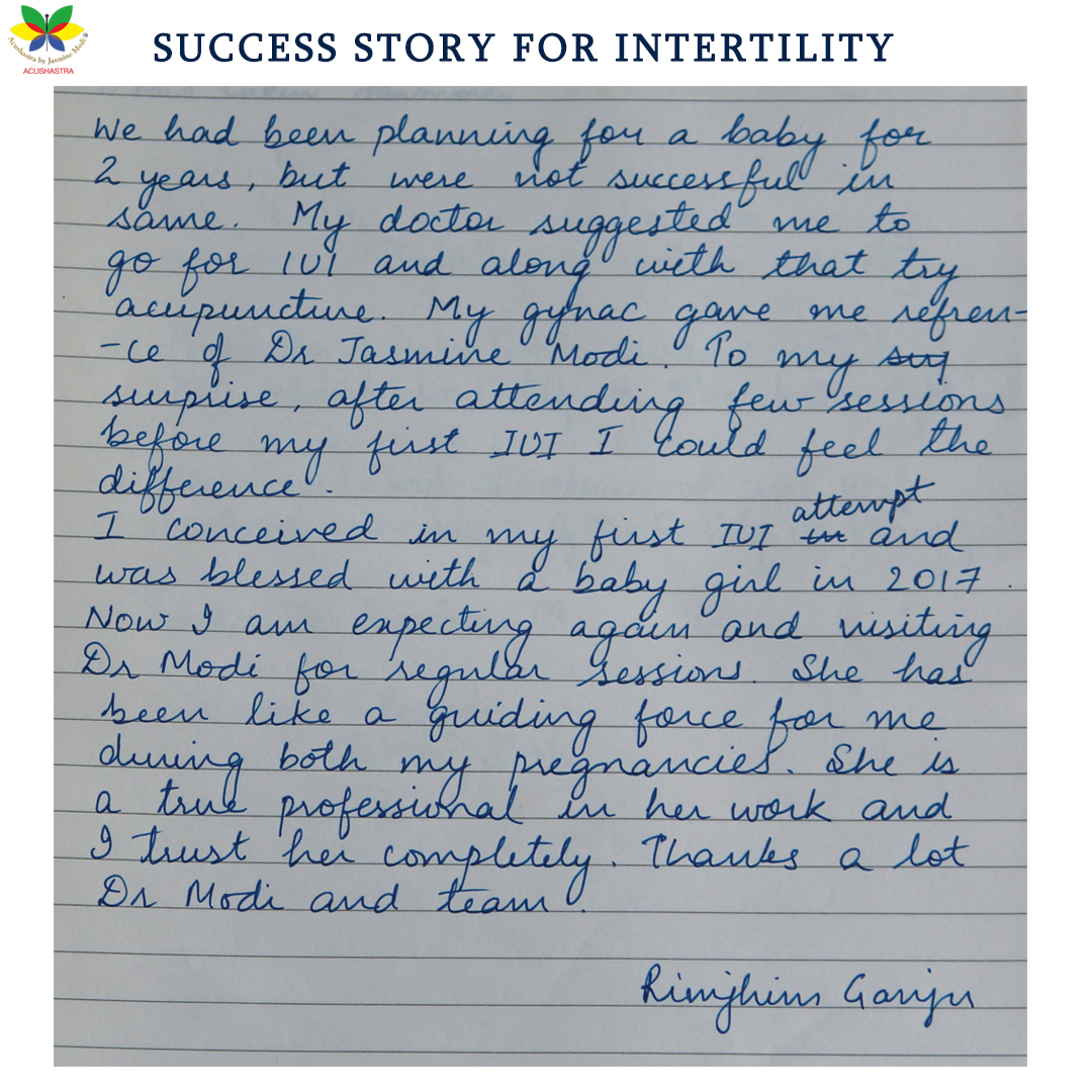 success stories for infertility