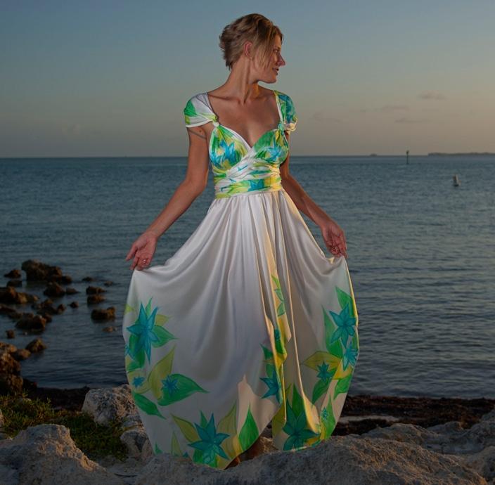 Wedding Attire Beach Casual
