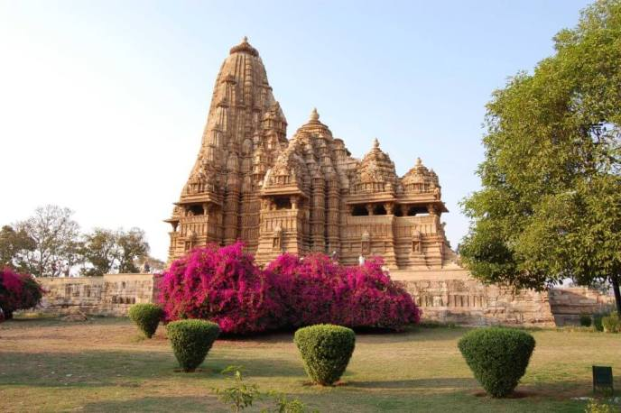 Kandariya Mahadev Temple in Khajuraho is UNESCO monument