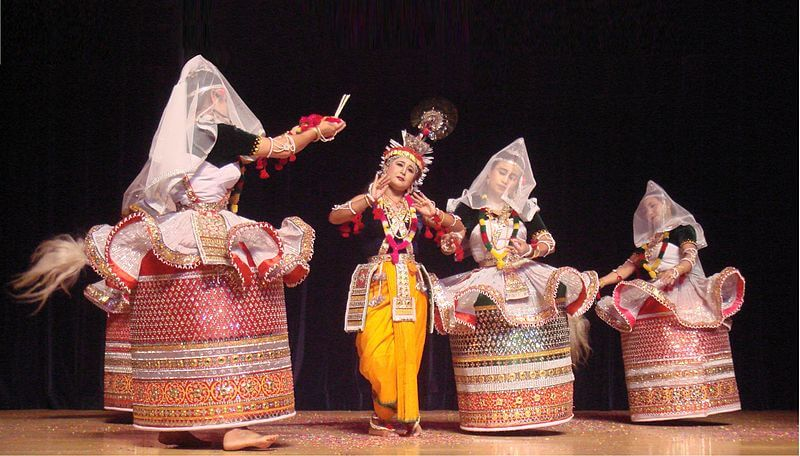 Manipuri is one of the Classical Dances of India