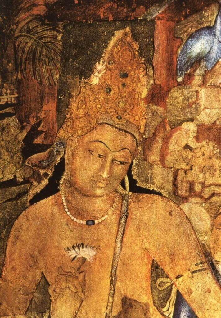 Ajanta Caves in Maharashtra India