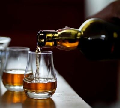 Jasmine Trails and MacLean & Bruce Scotland Whiskey
