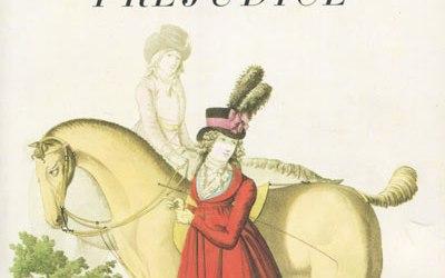 Pride and Prejudice Named 4th Best Loved Book