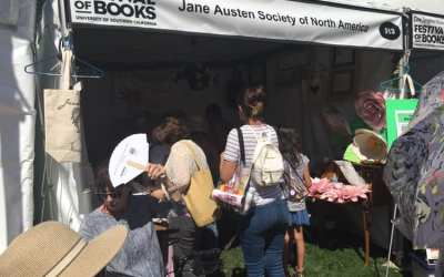 Festival of Books Moves to October