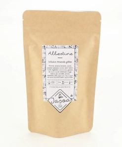 albertine infusion amande grillée 100 grammes doypack