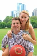 By the Piedmont Park Active Oval
