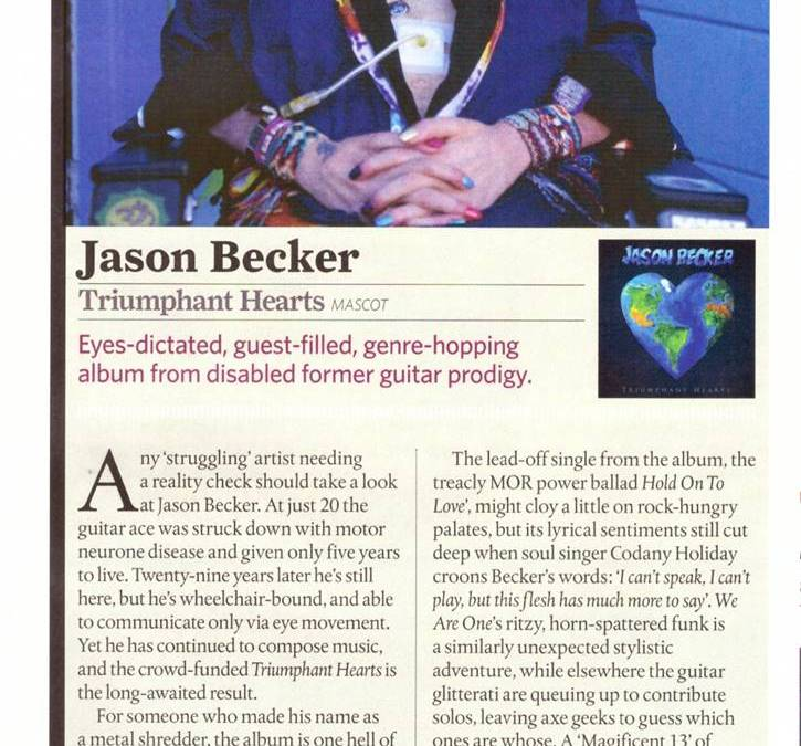 Jason Becker Triumphant Hearts Review – Classic Rock Magazine