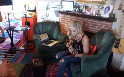 Nita Strauss – The day I got tricked into meeting my guitar hero, Jason Becker.
