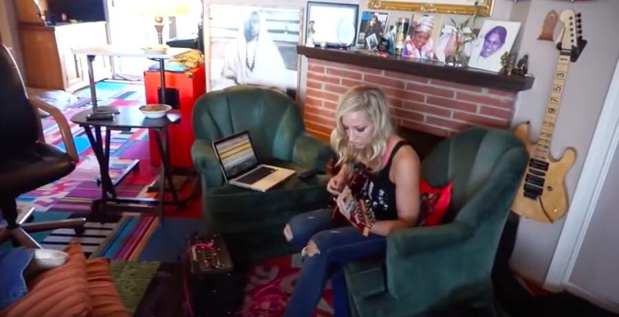 Nita Strauss – The day I got tricked into meeting my guitar hero, Jason Becker.