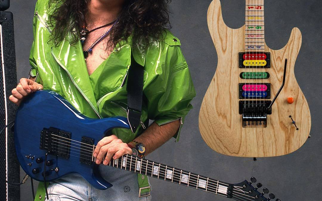Kiesel Guitars Donating $100 to Jason Becker for Every Guitar Purchase