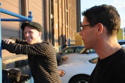 Matt and J