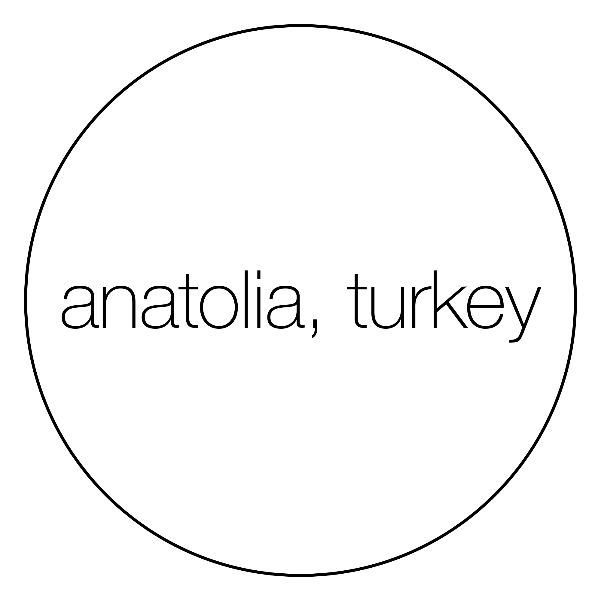 attribute-origin-anatolia-turkey
