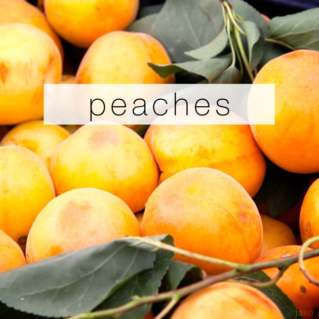 peaches-related