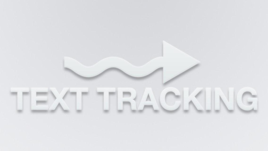 sismak-text-tracking
