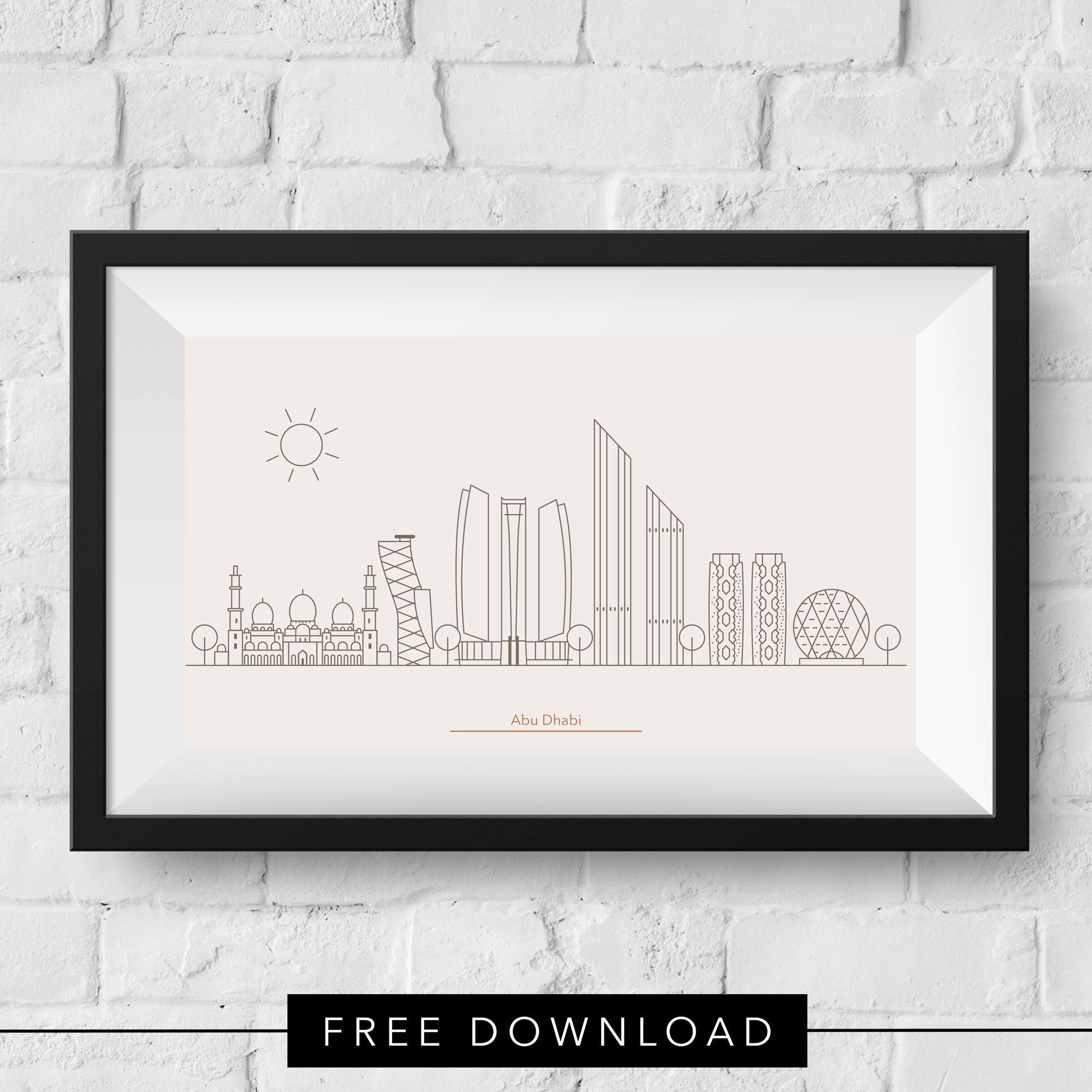 abu-dhabi-skyline-free-download
