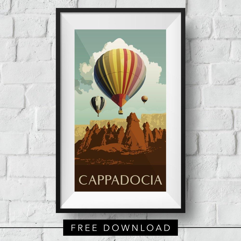 cappadocia-free-download