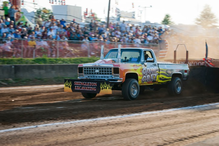 2012 Tractor Pull