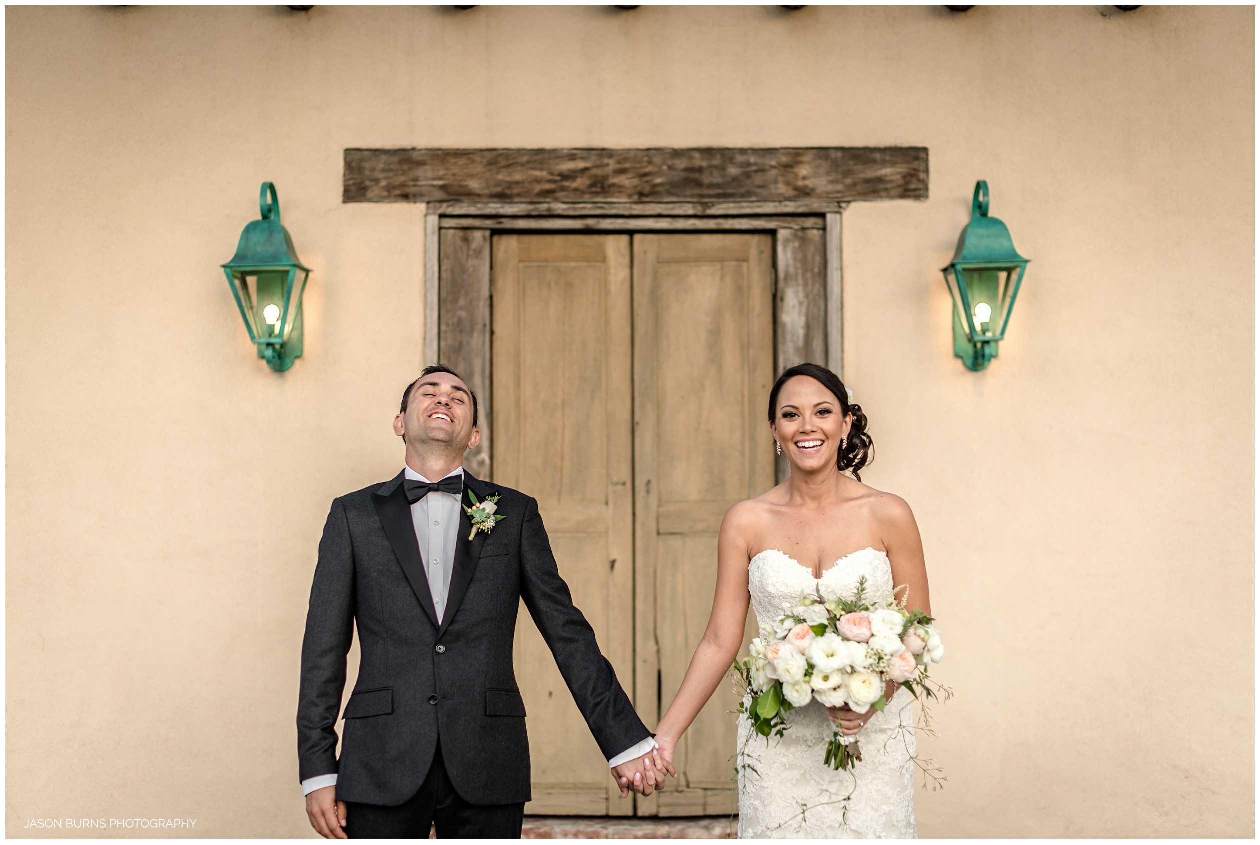 Hacienda Restaurant Wedding 029