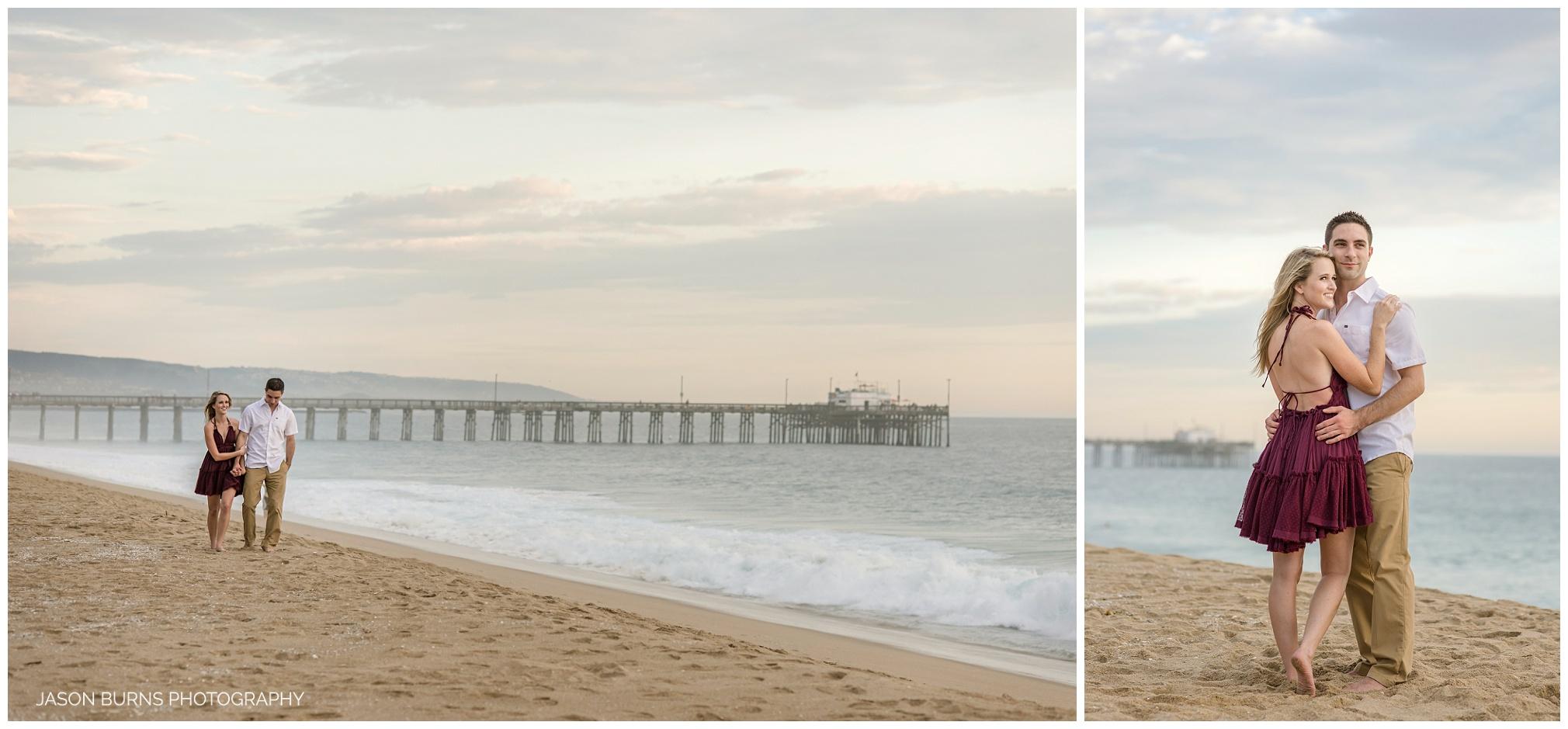 Newport Beach Engagement Session (10)