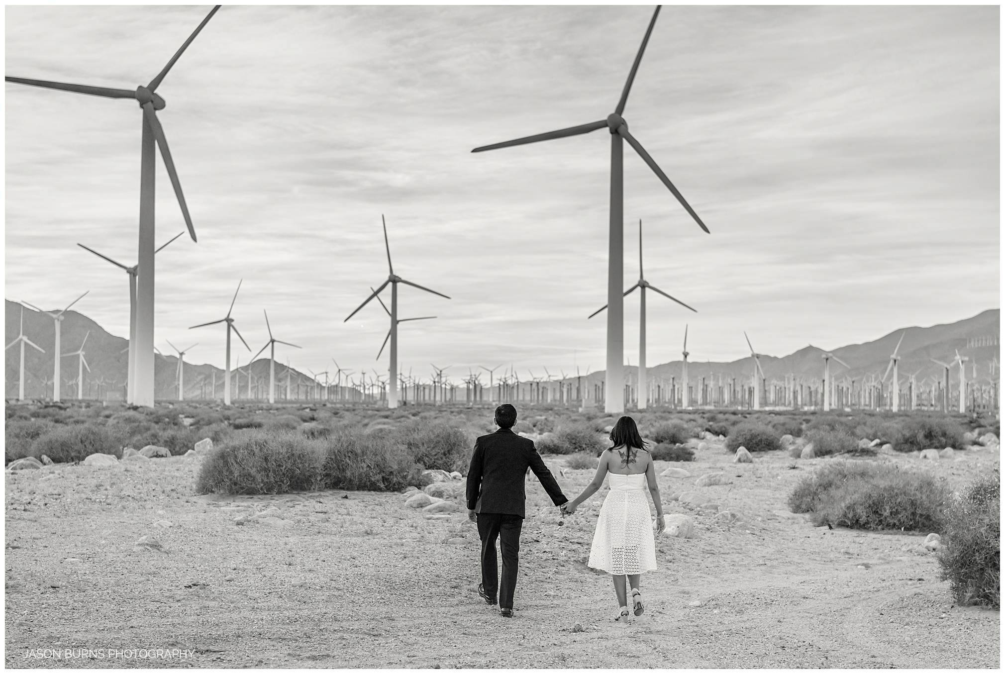 Palm Springs Engagement Session (10)
