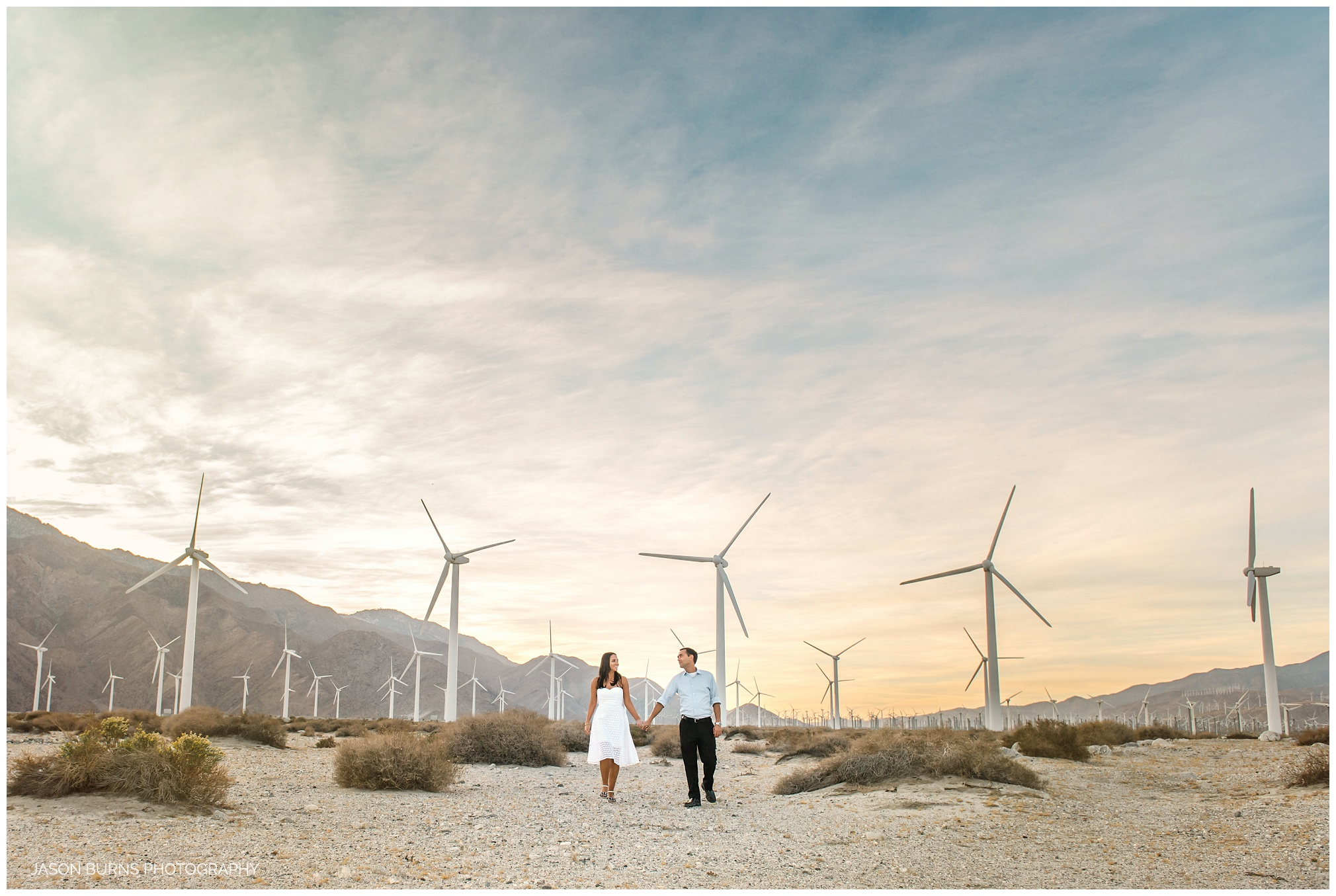 Palm Springs Engagement Session (13)