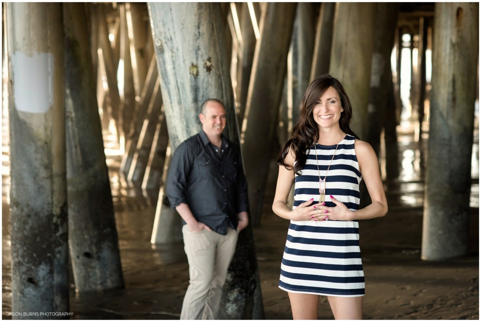 Santa Monica Pier Engagement Photography LA Photographer (4)