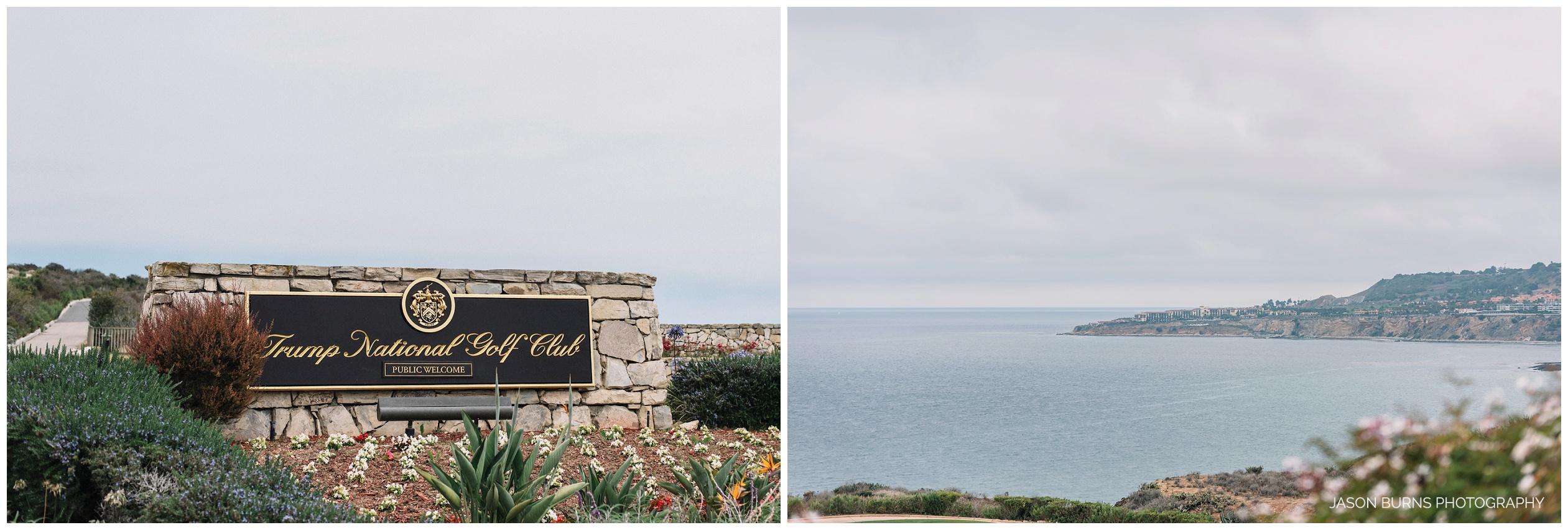Trump National Golf Club Rancho Palos Verdes wedding01
