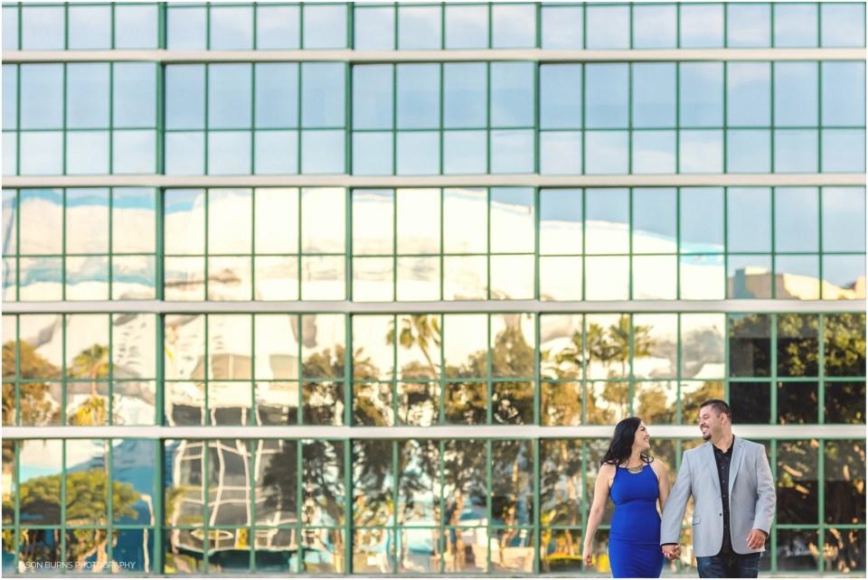 Long Beach Engagement Shoreline Village 04