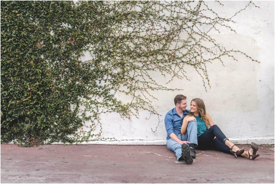 San Clemente Casa Romantica engagement 022