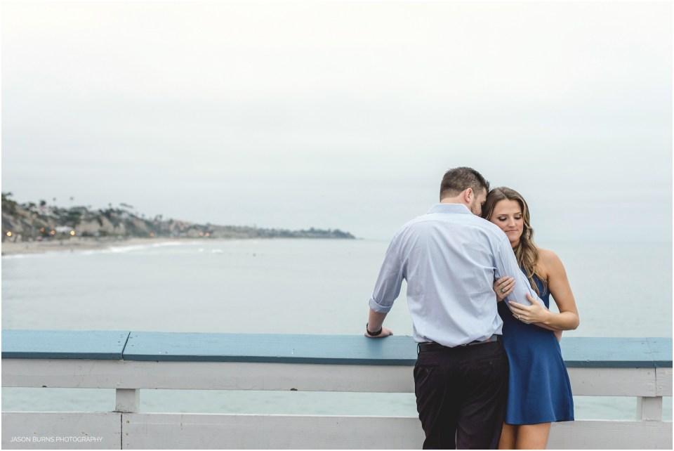San Clemente Casa Romantica engagement 10