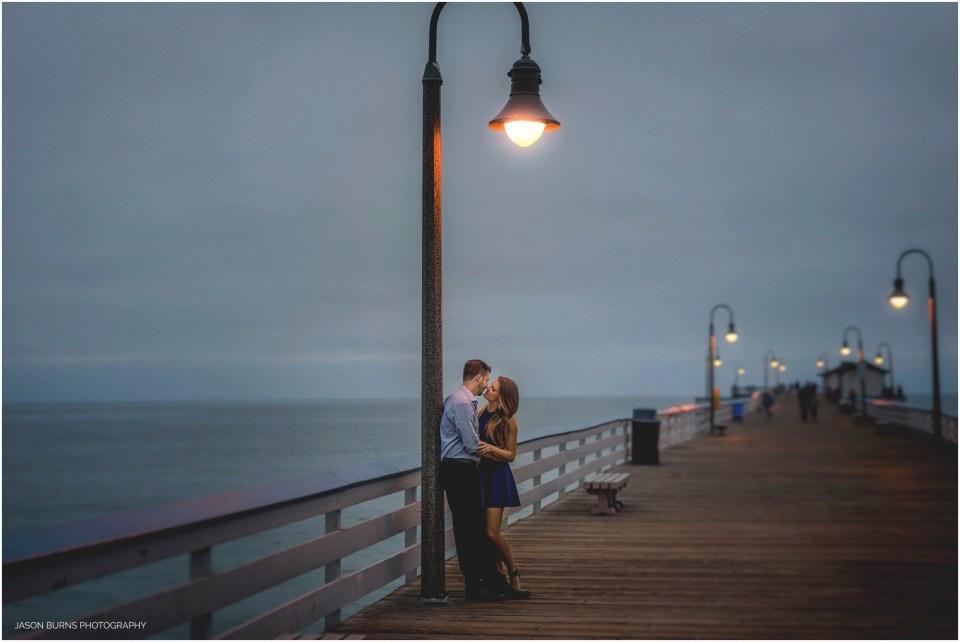 San Clemente Casa Romantica engagement 11