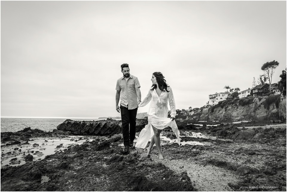 Victoria Beach Engagement Session 12