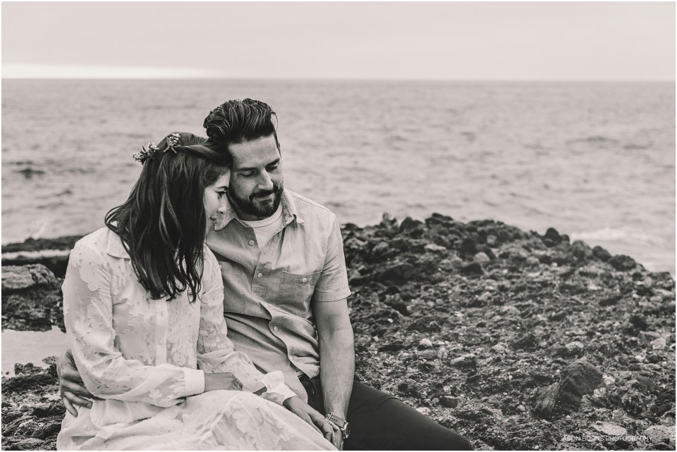 Victoria Beach Engagement Session 15