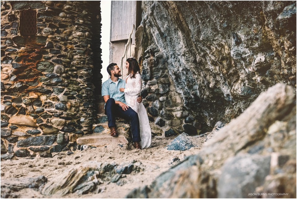 Victoria Beach Engagement Session 18