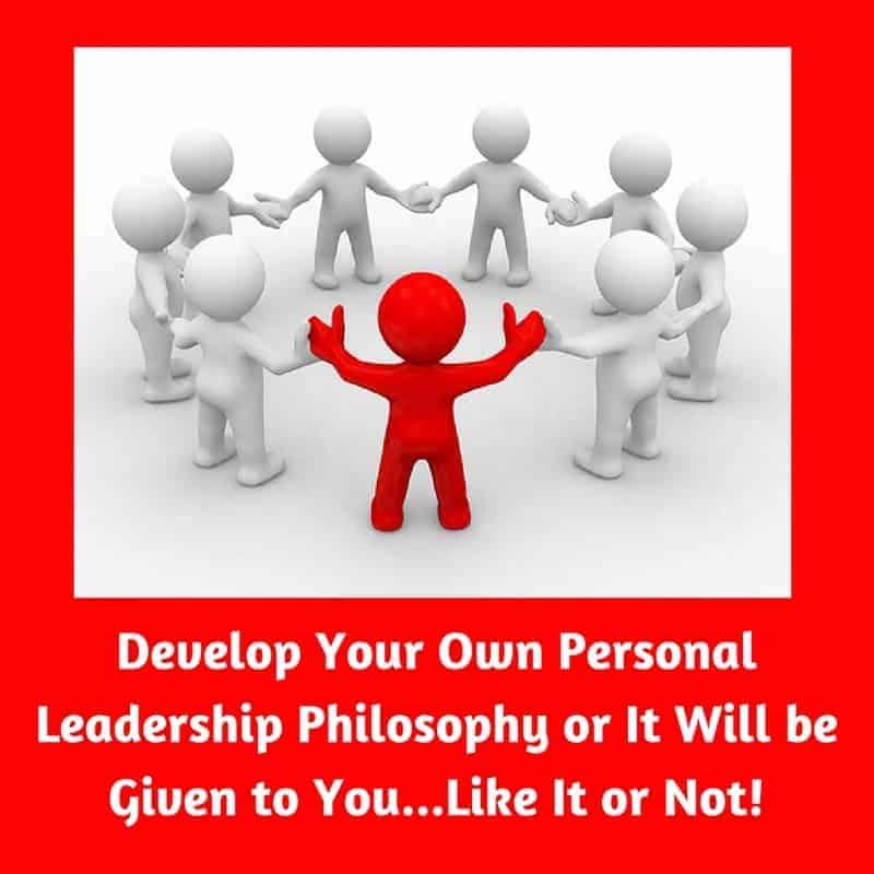 Dr. Jason Carthen: Develop Your Own Personal Leadership Philosophy