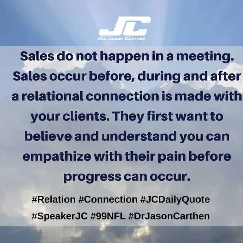 Dr. Jason Carthen: Relation
