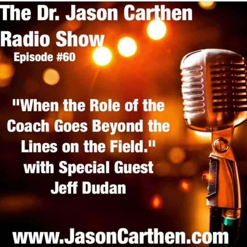 Dr. Jason Carthen Podcast