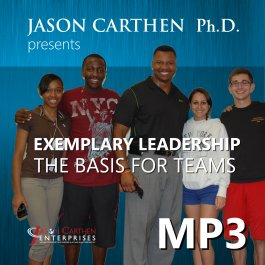 Why You Need a Team for Success: The Basis For Teams (Training Seminar)