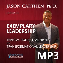 The Mantle of Leadership: Transactional Leadership vs. Transformational Leadership (Seminar Training)