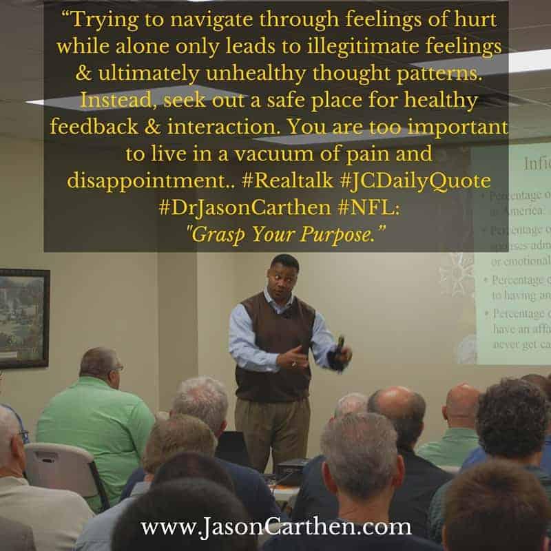 Dr. Jason Carthen's Quotes