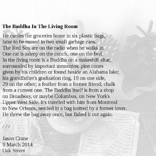 Buddhism Poems 5