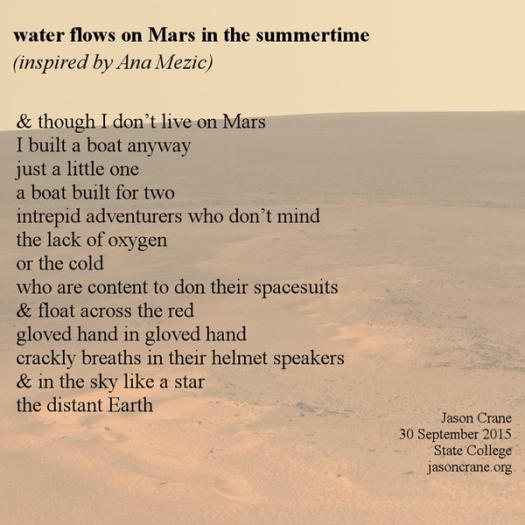 0930waterflowsonmarsinthesummertime