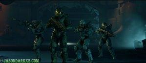 Halo 5: Guardians blue team