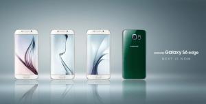 Samsung Galaxy S6 Emerald