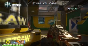Call of Duty: Black Ops 3 final killcam