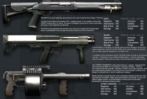gage shotguns