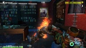 Payday 2 flamethrower