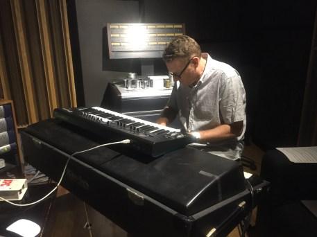 Luis Reys - Scott Saunders on Keys