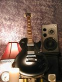 My Gibson Les Paul Studio Guitar