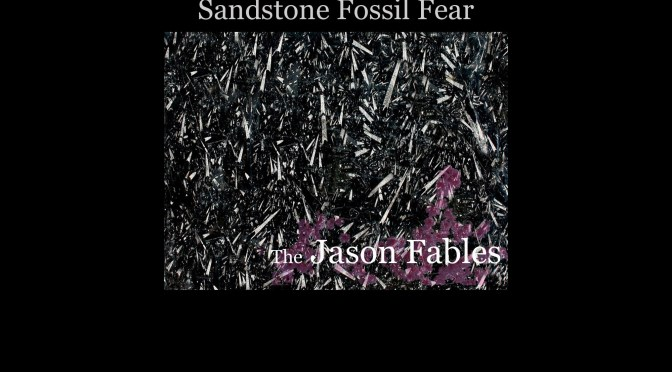 Sandstone Fossil Fear